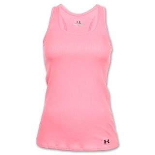 Womens Under Armour Victory Tank Fluo Pink