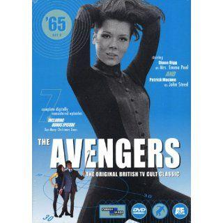 Avengers 65   Set 2, Vols. 3 & 4 Patrick Macnee, Diana