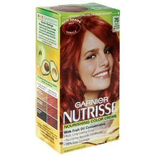 Garnier Nutrisse Nourishing Color Creme with Fruit Oil