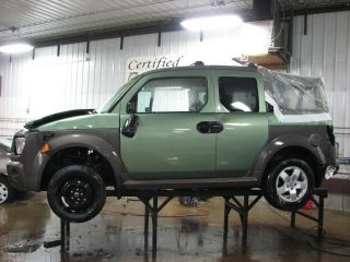 2005 Honda Element Automatic Transmission AWD 70885 Miles