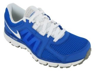Nike Mens Dual Fusion ST 2 Running Shoe Blue/White Shoes