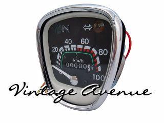 Honda Passport C50 C70 C90 Speedometer Assy