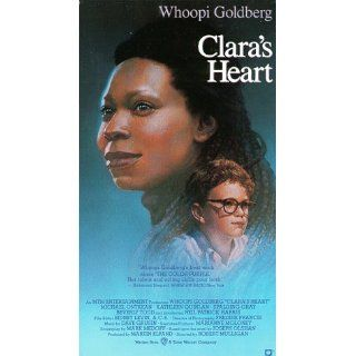 Claras Heart [VHS] Whoopi Goldberg, Michael Ontkean