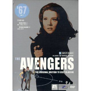 Avengers 67   Set 1, Vols. 1 & 2 Patrick Macnee, Diana