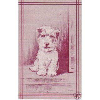 Single Lucy Dawson Dog Playing Card: Everything Else