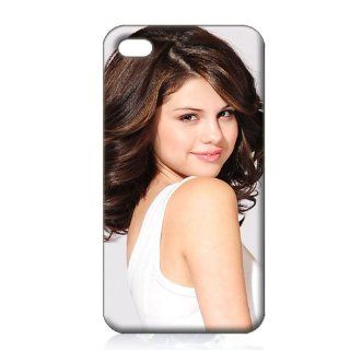 Selena Gomez Hard Case Skin for Iphone 4 4s Iphone4 At&t