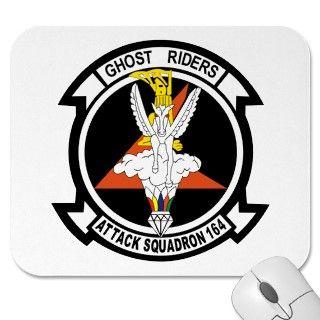 VA 164 Ghos Riders Mousepads