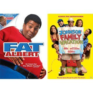 Fat Albert/Johnson Family Vacation: Kenan Thompson, Kyla