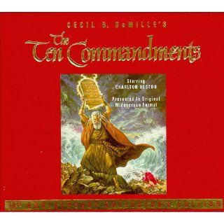 The Ten Commandments   40th Anniversary Collectors