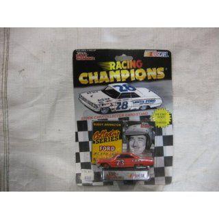 NASCAR #73 Buddy Arrington Ford Racing Team Stock Car With