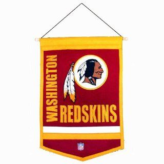 BSS   Washington Redskins NFL Traditions Banner (12x18