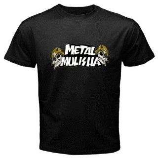 Metal Mulisha Rockstar Logo New Black T shirt Size M