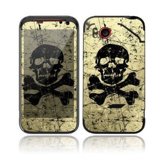 Graffiti Skull / Bones Decorative Skin Cover Decal Sticker