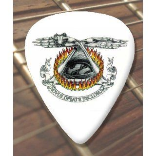 TOOL Novus Premium Guitar Picks x 5 Medium: Musical