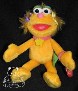 Magnitude Magnet Sesame Street St Gund Plush Toy Stuffed Animal BNWT