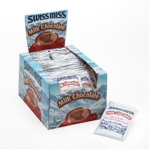 Swiss Miss Milk Chocolate Hot Cocoa Mix 50 Packets New in Box