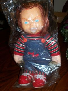 Chucky Doll from Horror Movie Good Guys Doll 13 1 2 inches 1990 NIP