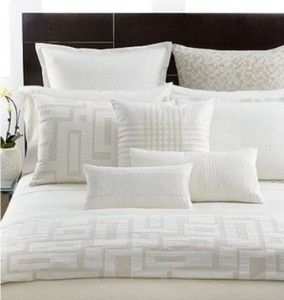 Hotel Collection Bedding Fjord Queen Duvet Comforter Cover