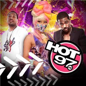 Minaj Chris Brown Rihanna Hot 97 Hip Hop Rap Mixtape Mix CD