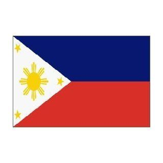 Philippines Flag 3 x 5 NEW 3x5 foot Filipino Banner: Patio