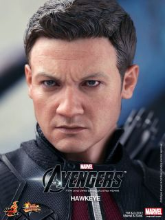 Hot Toys 12 Marvel Avengers MMS172 Hawkeye Jeremy Renner Action