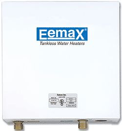 Eemax Electric Whole House Tankless Hot Water Heater
