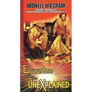 Roswell UFO Crash What Really Happened at Roswell? [VHS