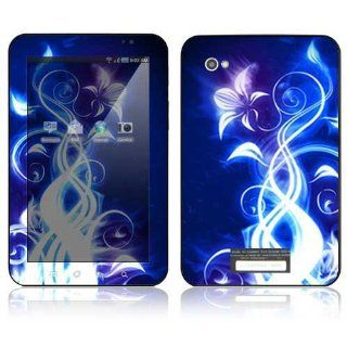 Electric Flower Design Protective Decal Skin Sticker for
