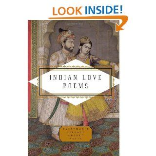 Indian Love Poems (Everymans Library Pocket Poets