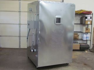 Powder Coat Coating Curing Oven Deluxe Model