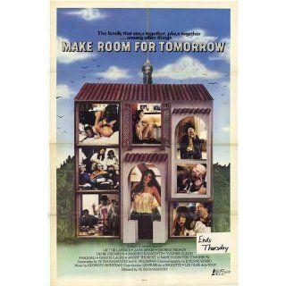 Make Room for Tomorrow [VHS] Victor Lanoux, Jane Birkin