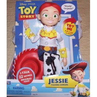 DISNEY PIXAR TOY STORY JESSIE TALKING COWGIRL Toys