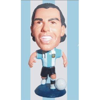 football doll tevez football fans action figure super