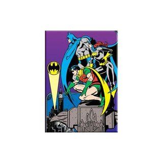 DC Comics Batman Robin Batgirl Magnet 26164DC: Kitchen