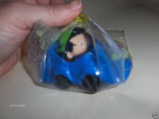 McDonalds Toy Bobbys World Wagon Race Car Howie Mandel