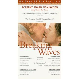 Breaking the Waves (Widescreen Edition) [VHS] Emily