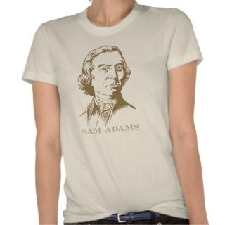 Sam Adams T shirts