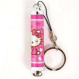 Hello Kitty Mini Laser Key Chain Beam Light Pink Toys