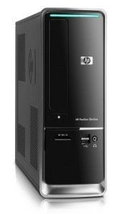 HP Pavilion S5753W Slimline Desktop PC with AMD Athlon II X2 Dual Core