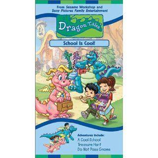 Dragon Tales   School is Cool [VHS] Andrea Libman, Danny