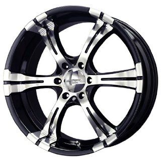Liquid Metal Magma Series Black Mirror Machined Wheel (20x8.5/6x135mm