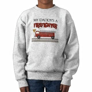 Kids Fire Truck T Shirt
