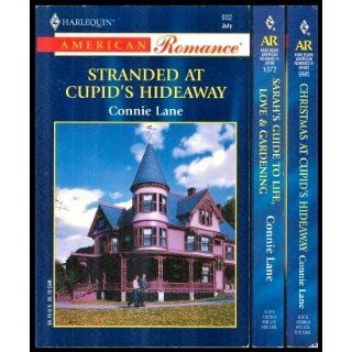 Cupids Hideaway bundle (3 books)  Stranded at Cupids Highway
