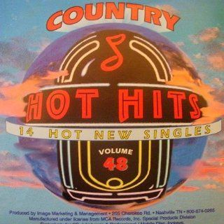 Various Artists   Hot Hits Country, Vol.48   Cd, 1995