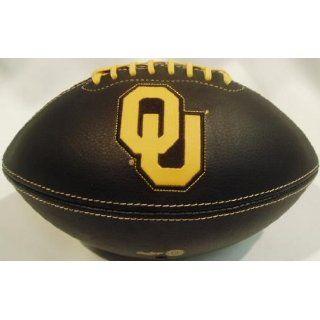 Oklahoma Sooners Black Roadster Football Sports