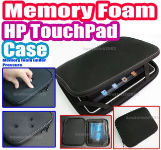 Soft Sleeve Case Cover Bag Pouch for HP Touchpad Tablet Laptop