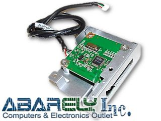 Genuine HP TouchSmart 600 Memory Card Reader Board w Cable 537389 001