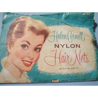 Hair Nets by Helen Cornell (3 nets)