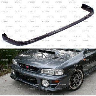 1997 2001 Subaru Impreza WRX STI Style Front Bumper Lip PU