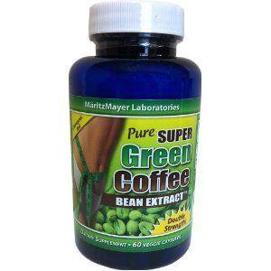 MaritzMayer Laboratories Green Coffee Bean Extract, 800 mg